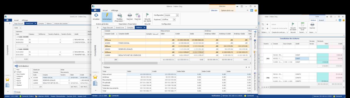 Module de comptabilit adapt aux cabinets comptables et pme - Materiel de bureau comptabilite ...
